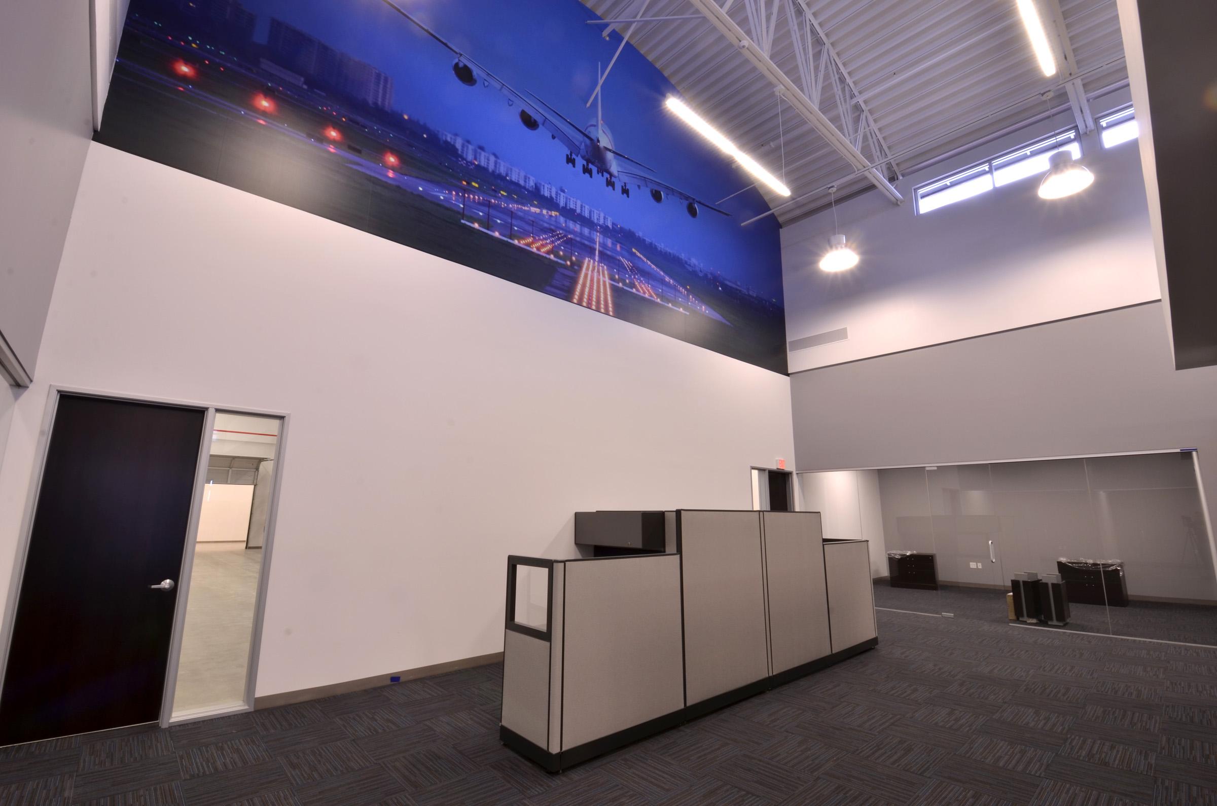 ATC Interior Graphics
