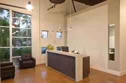 Decorative Trim Welcome Center