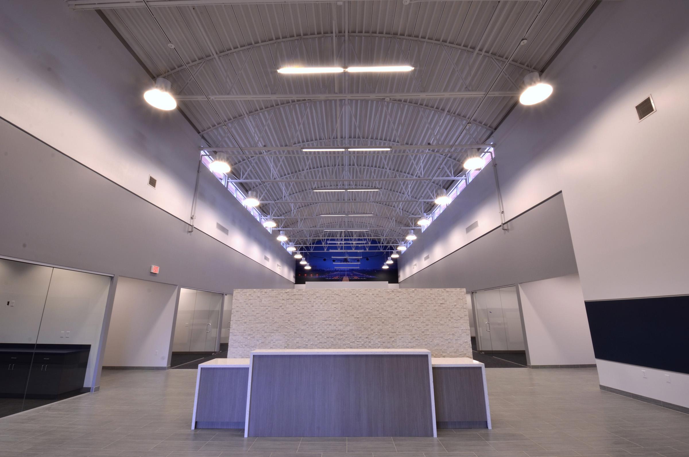 ATC Interior Exposed Structure