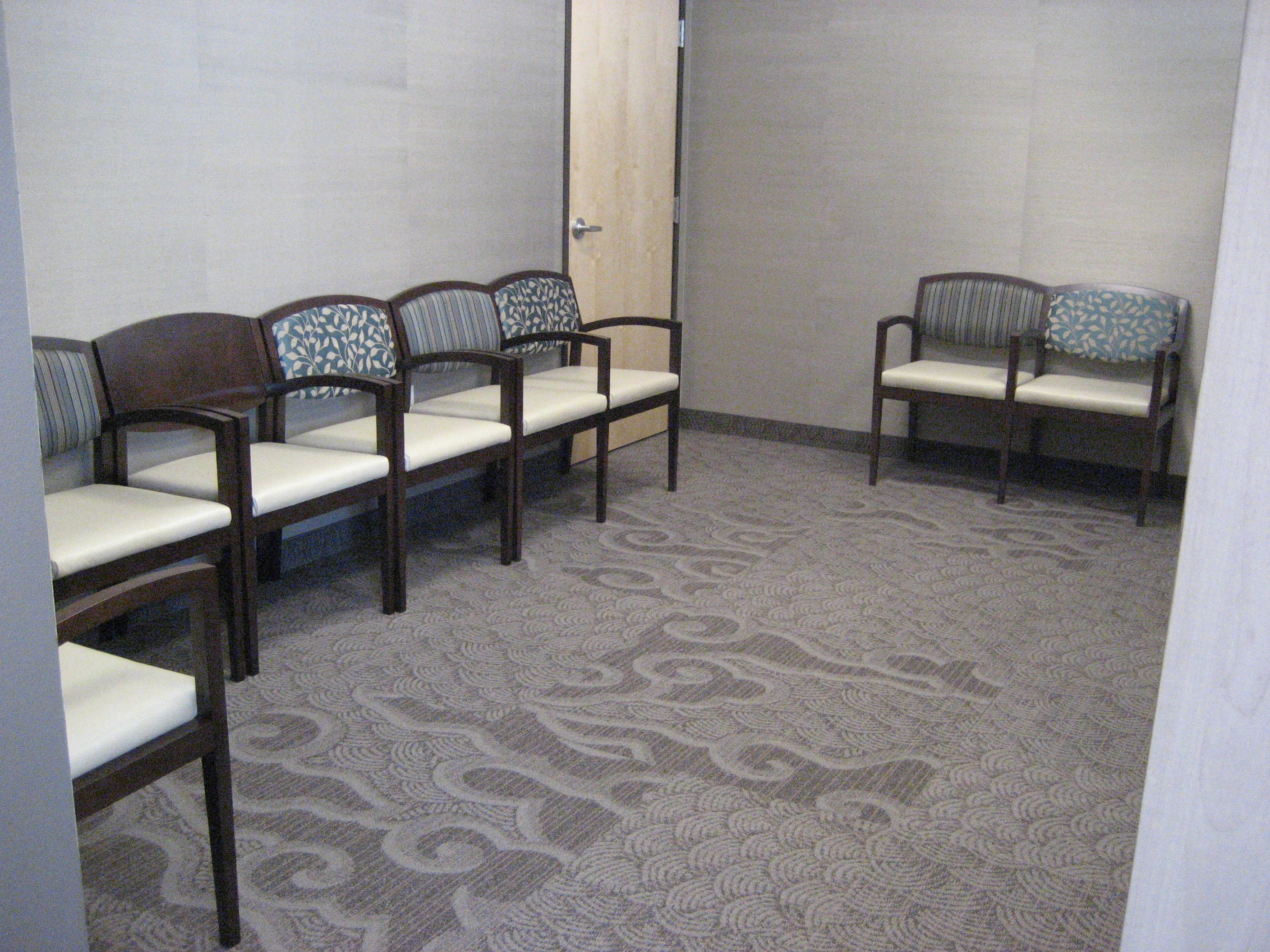 Private Waiting Area