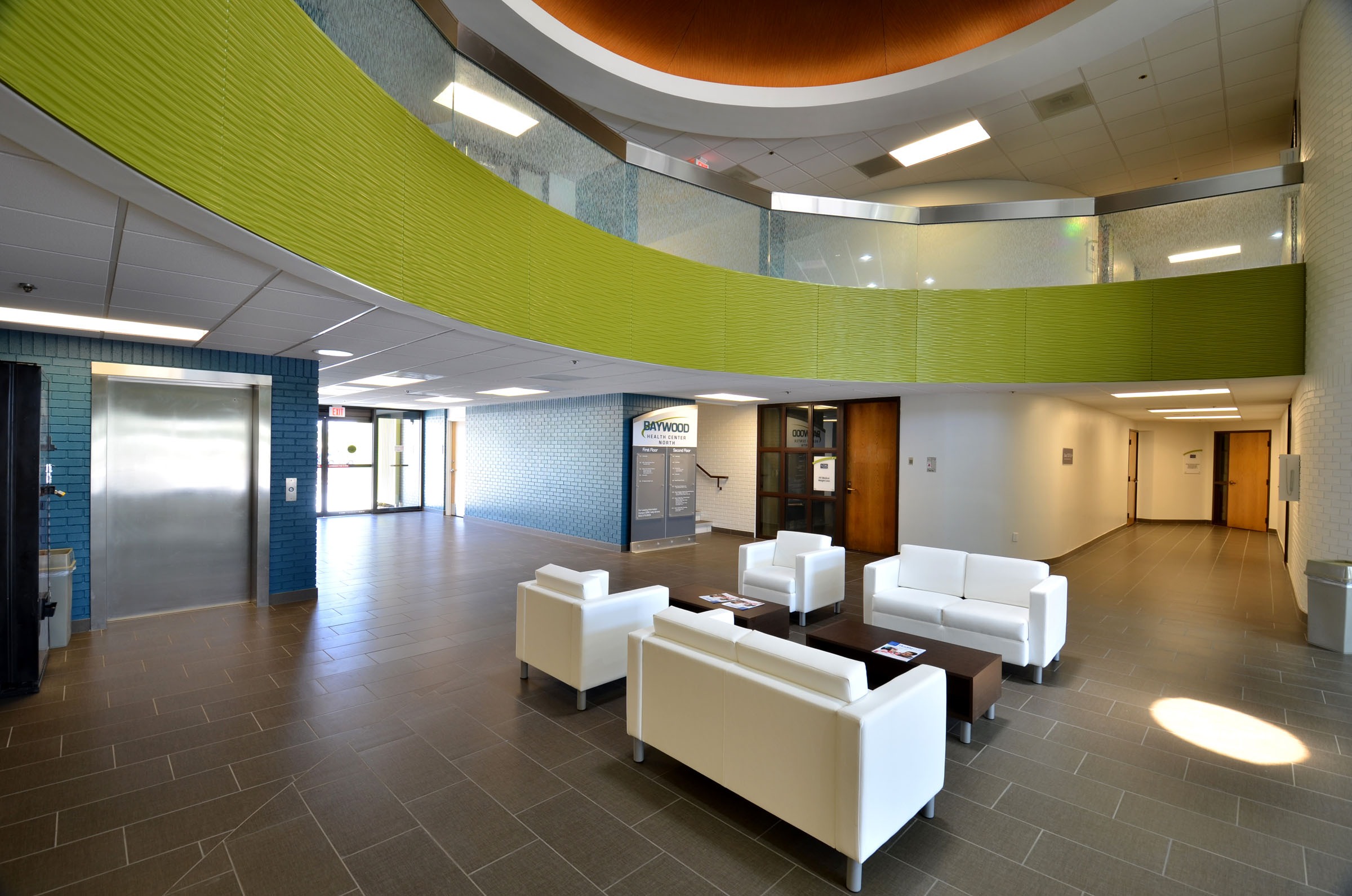 Baywood Interior Lobby