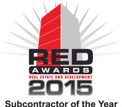 RED AWARDS Subcontractor of the Year