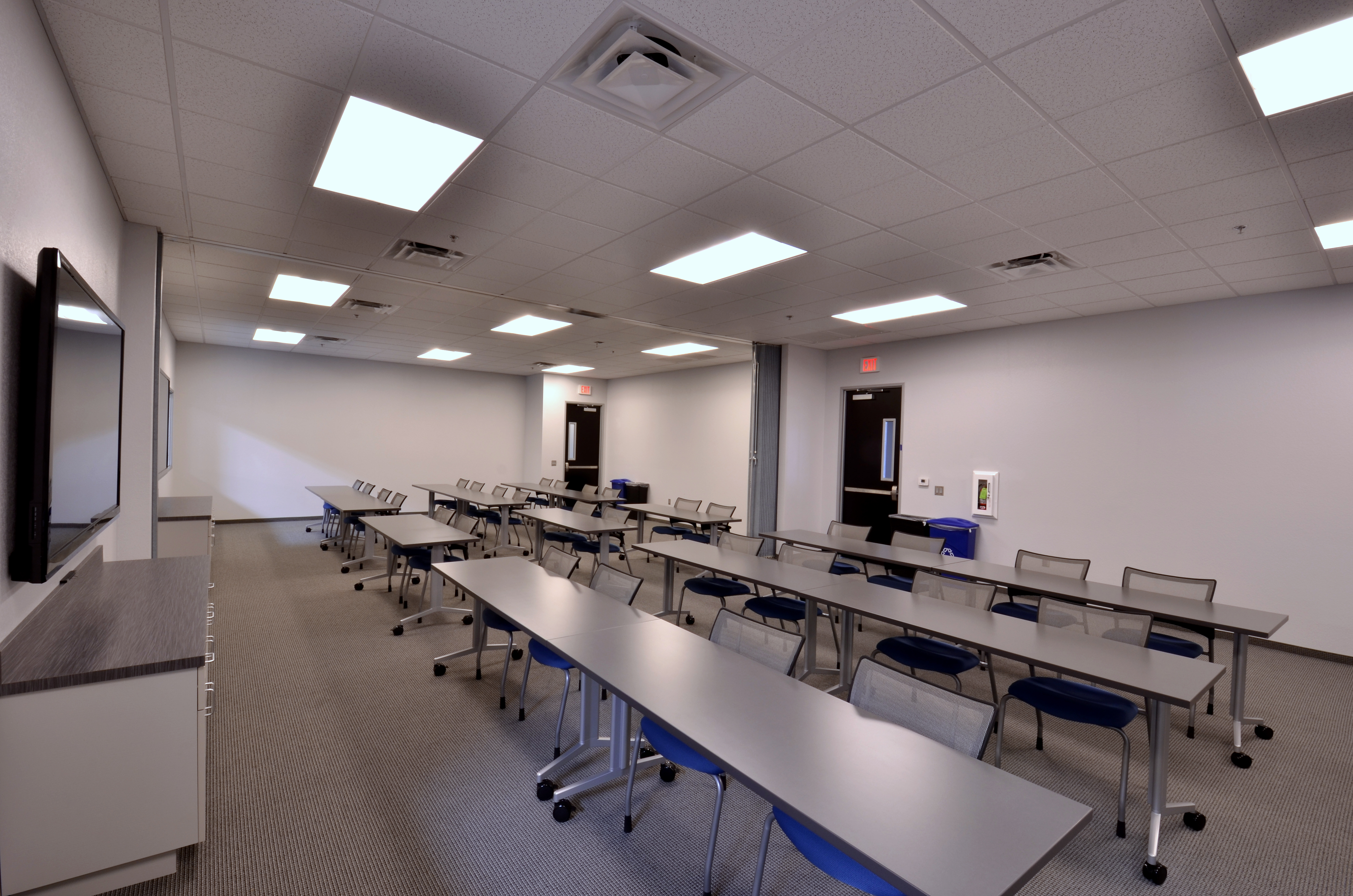Phoenix Pumps Training Rooms