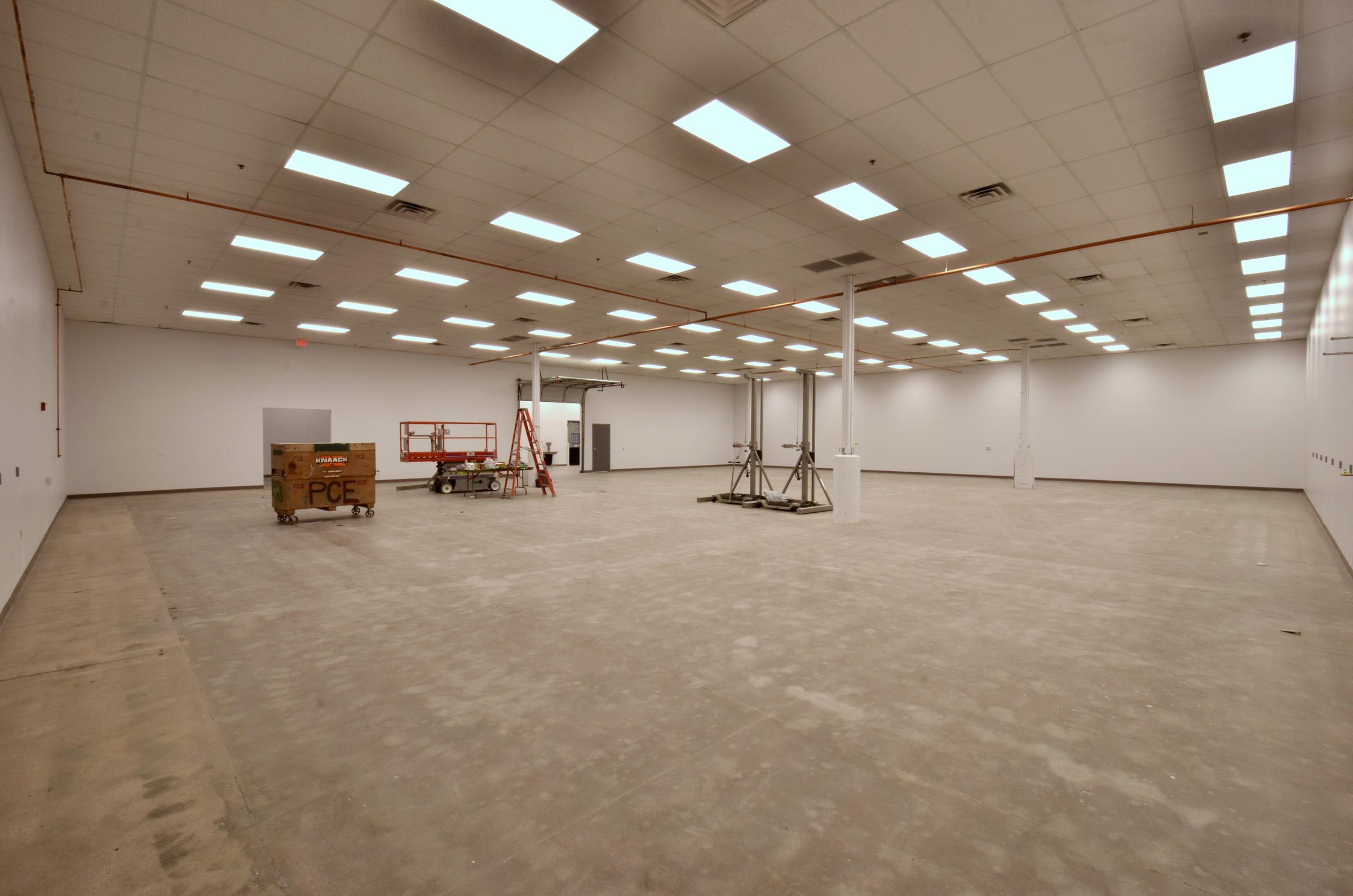 ATC Interior Warehouse Space