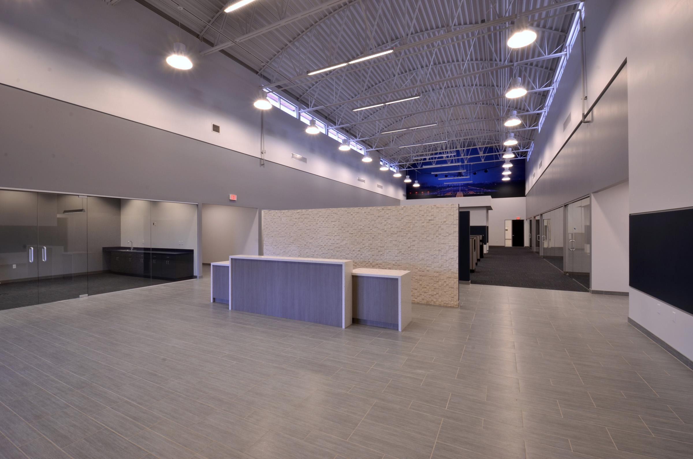 ATC Interior