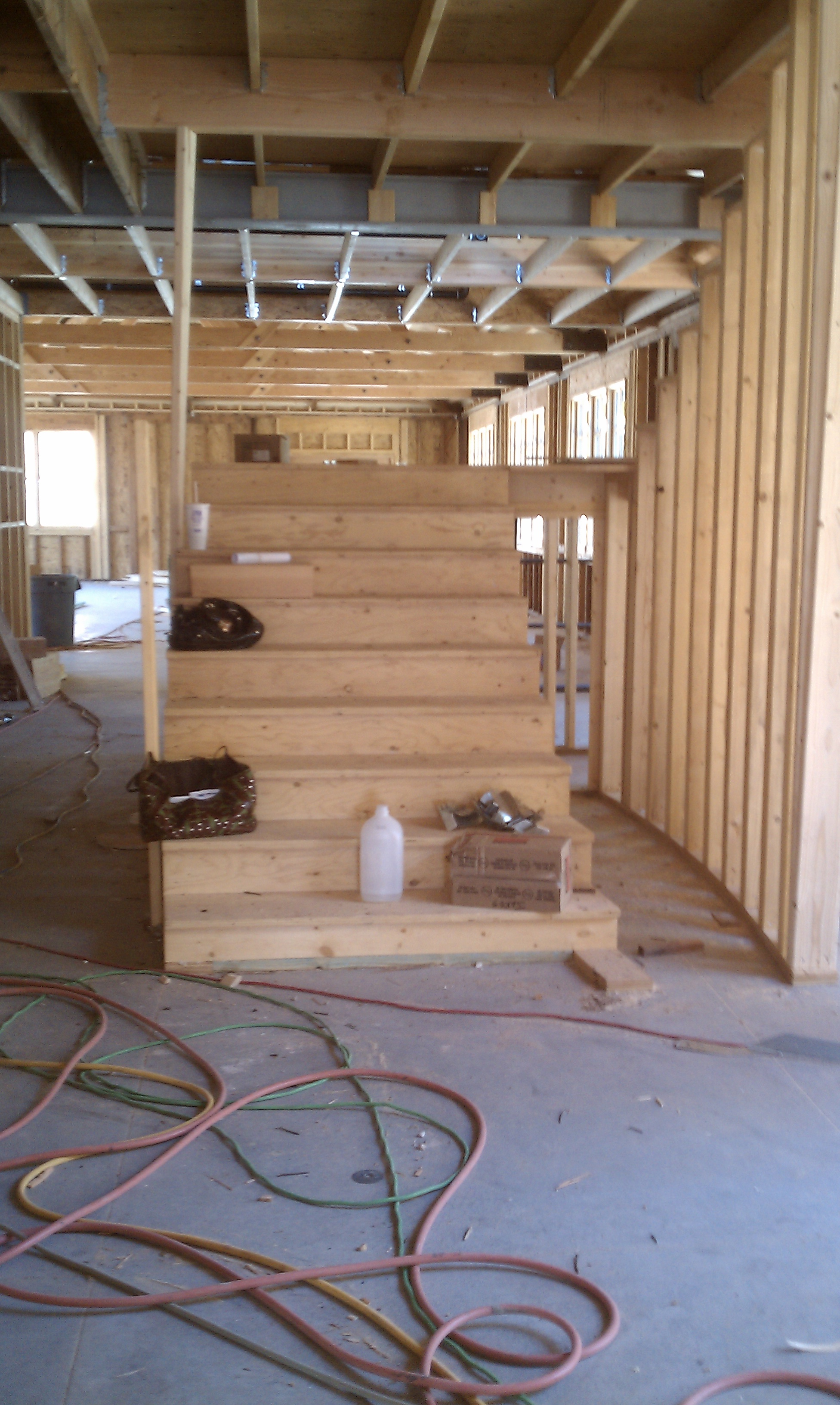 The Staircase Construction