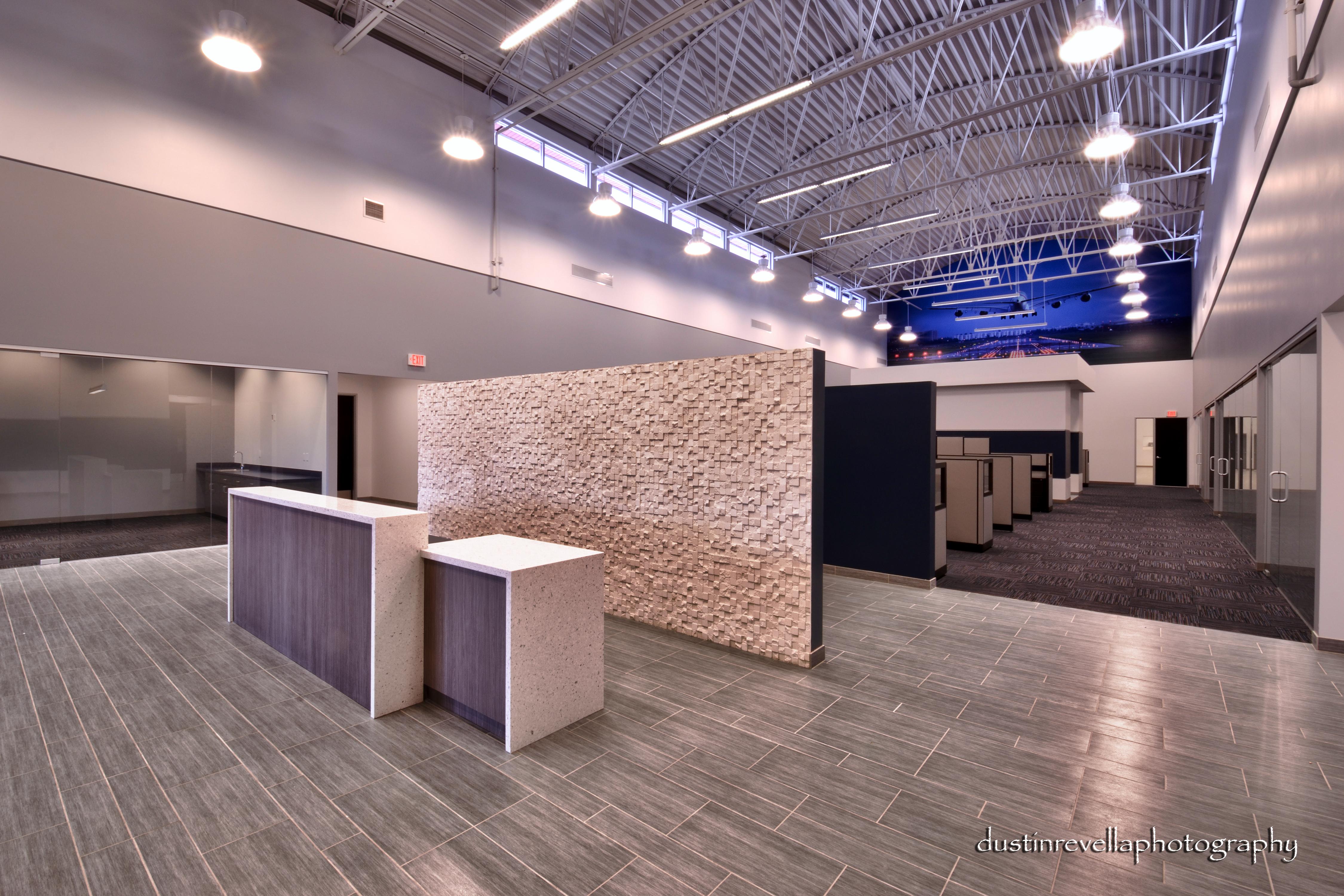 ATC Interior Office Design