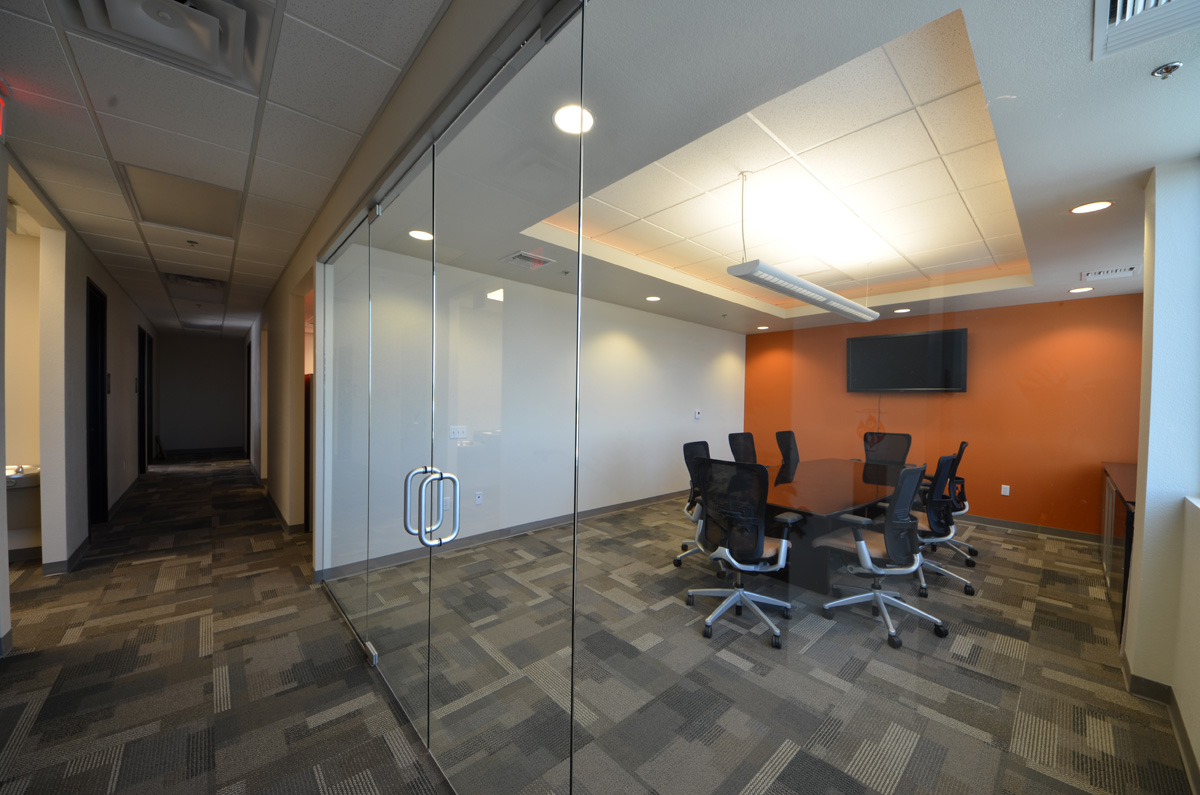 Glass Wall Design