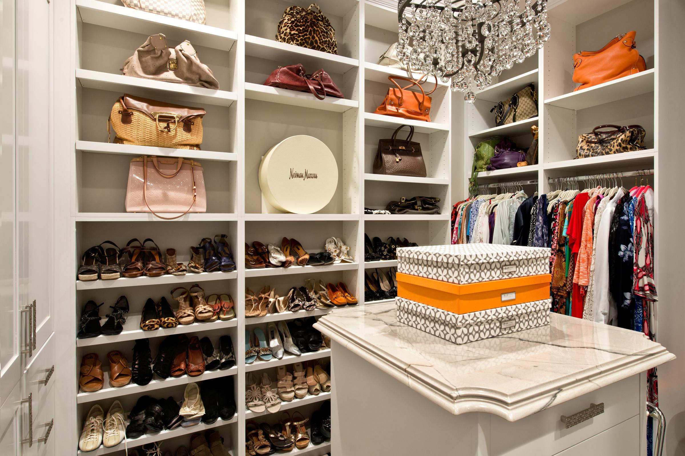 Now that's a Closet!