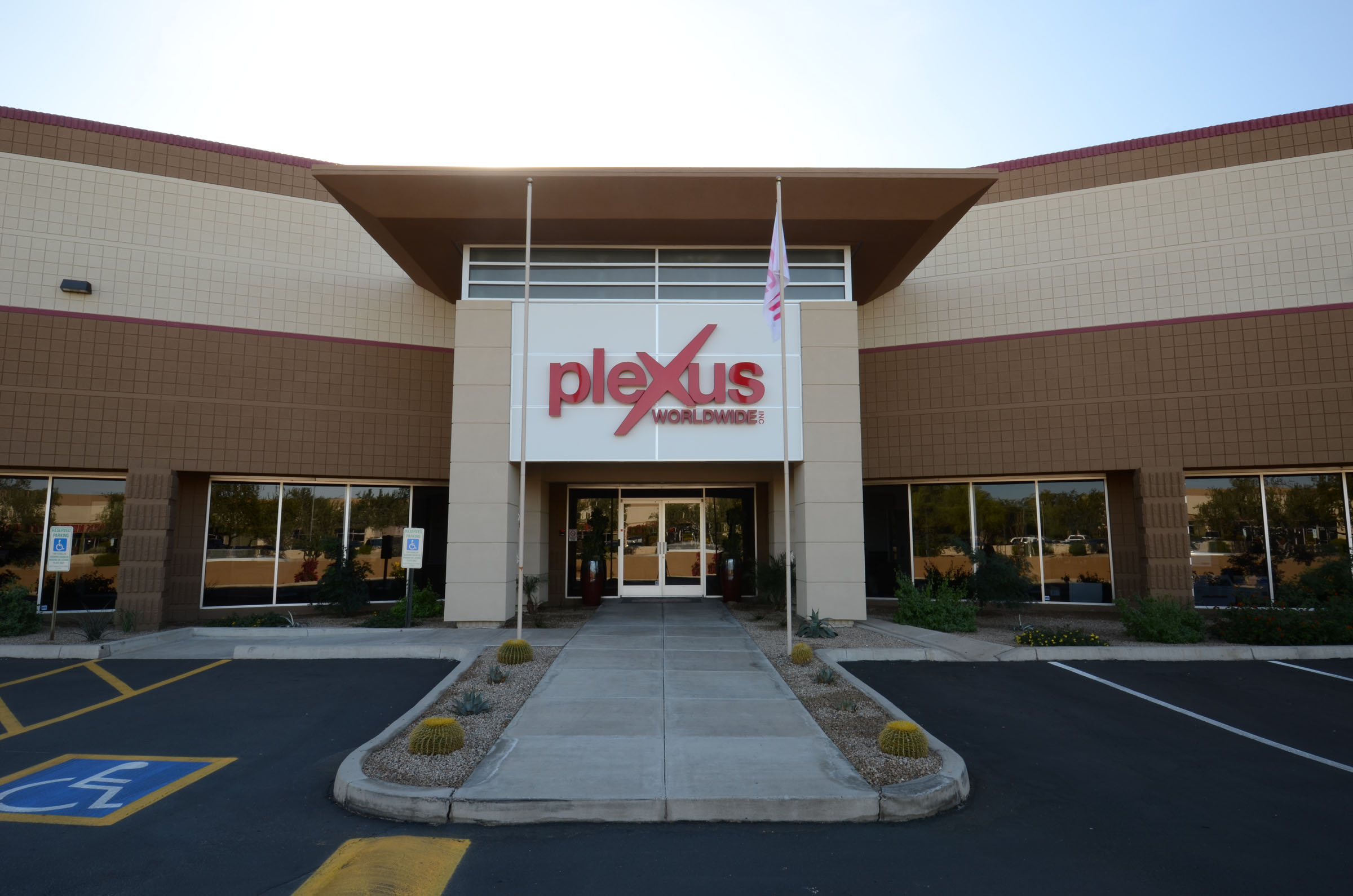 Plexus Entrance