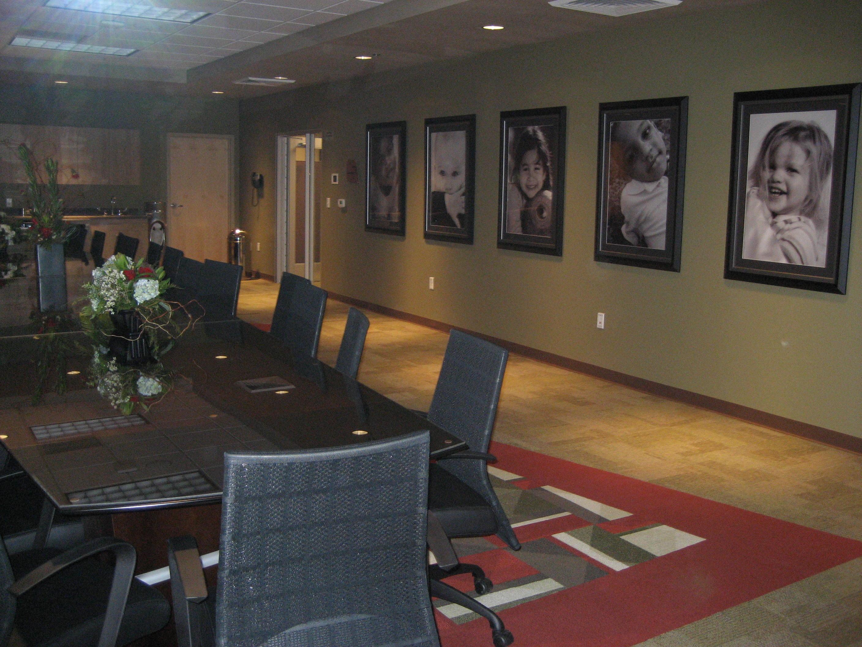 Beautiful Boardroom