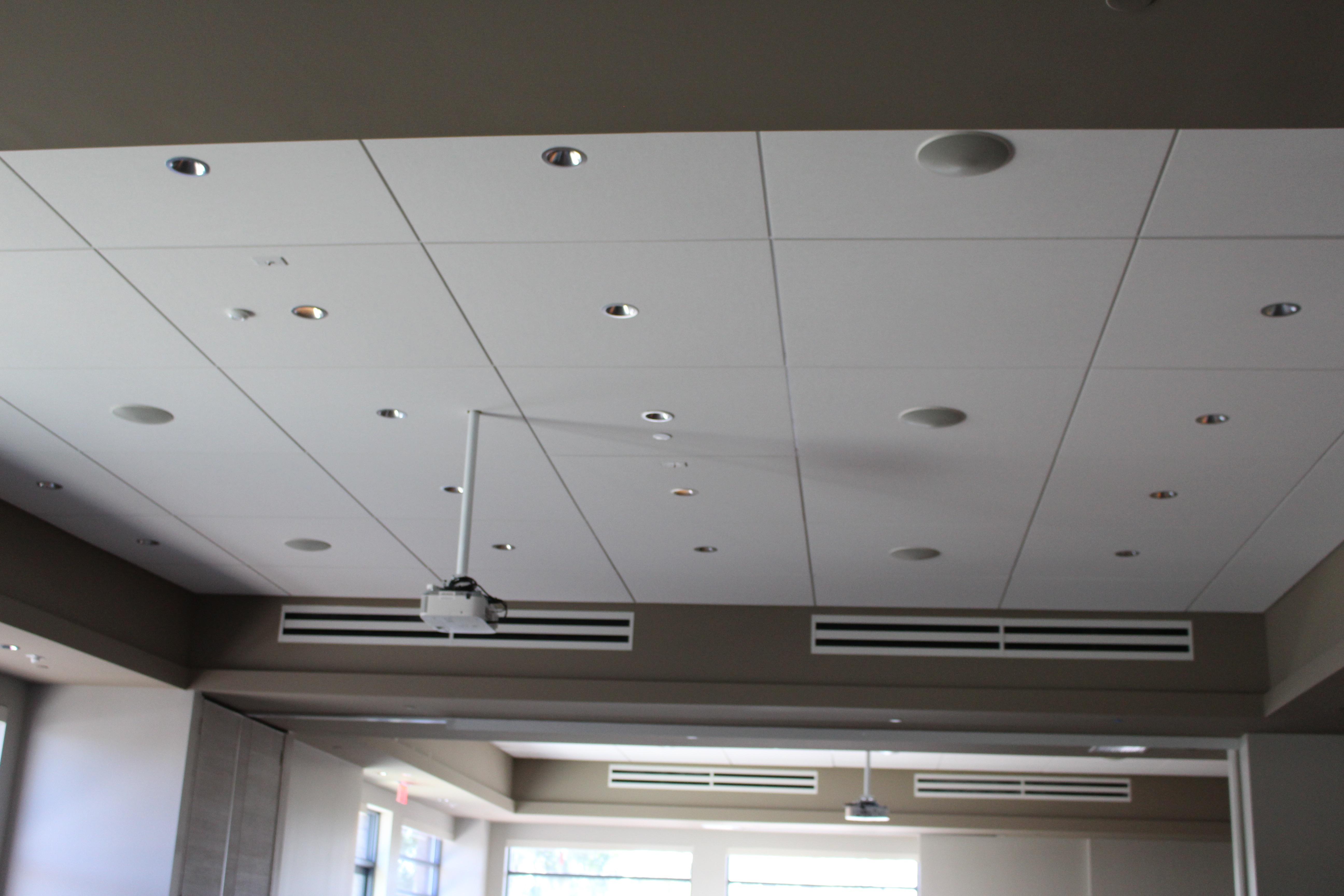 4' x 4' Ceiling Tiles