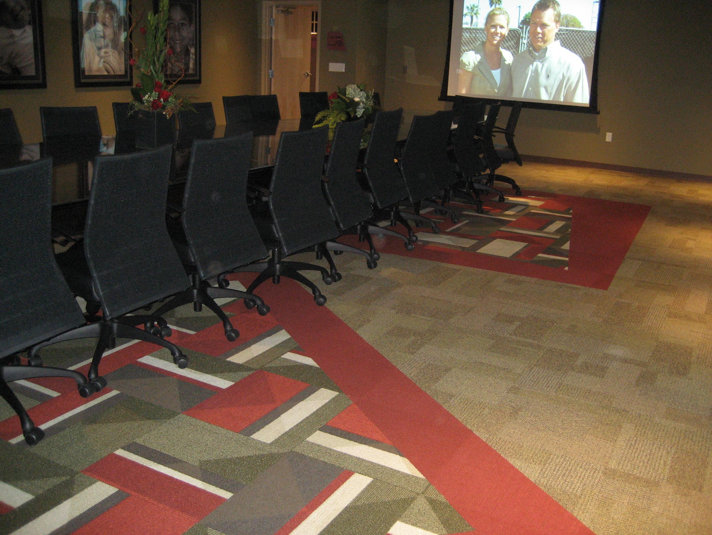 Funky Carpet Patterns