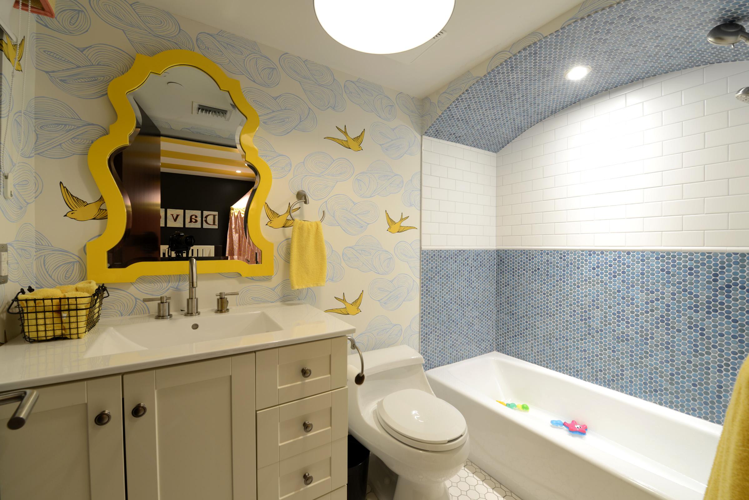 Baby's Bathroom