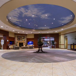 CTCA Grand Lobby