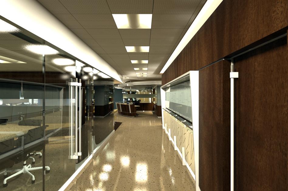 Conf Room Corridor