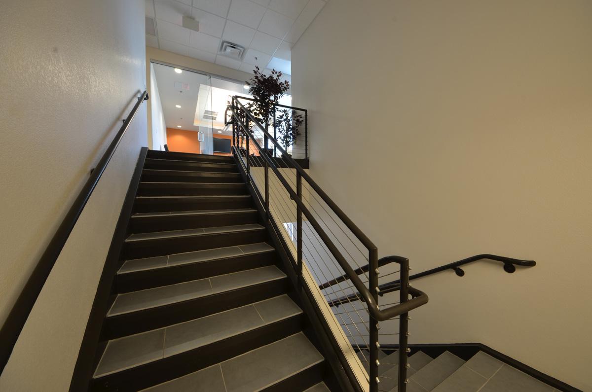 Boart Longyear Staircase