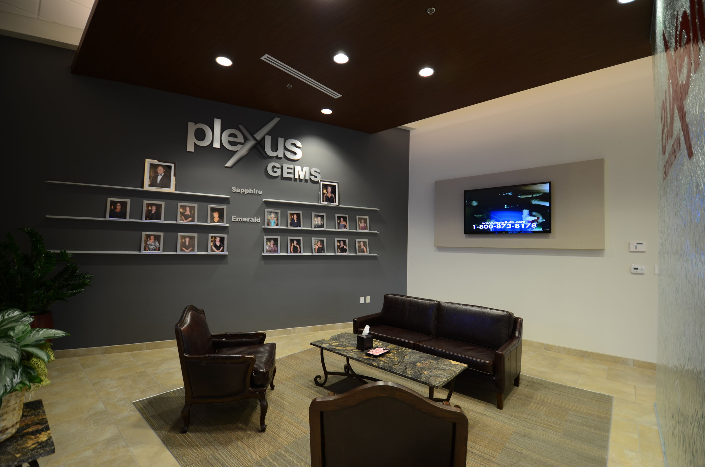 Plexus Worldwide Waiting Area