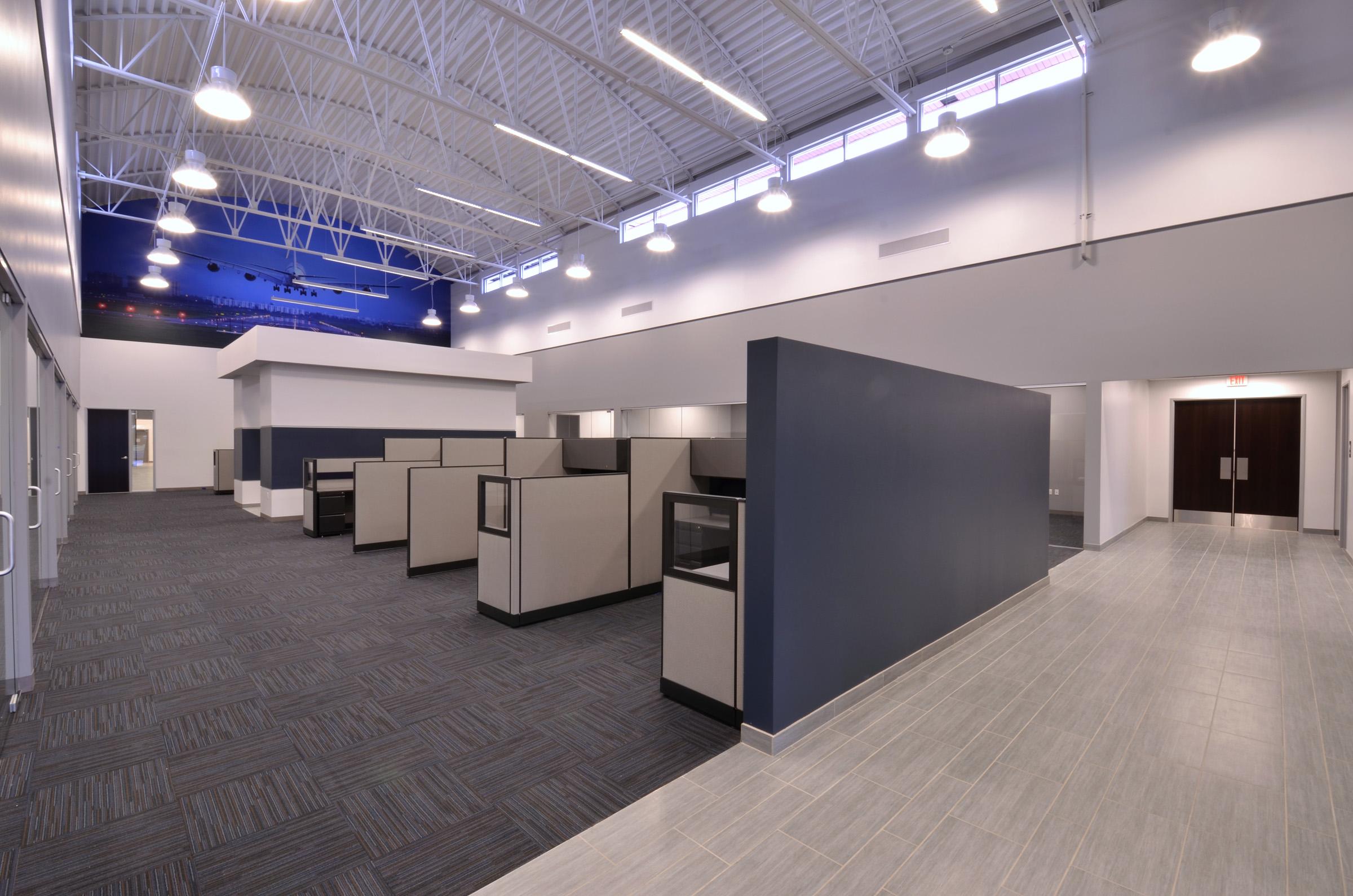 ATC Interior Cubicles