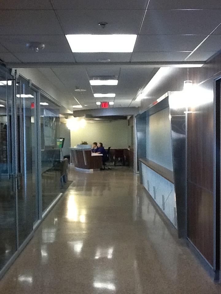 Boardroom Corr.-Const Photo