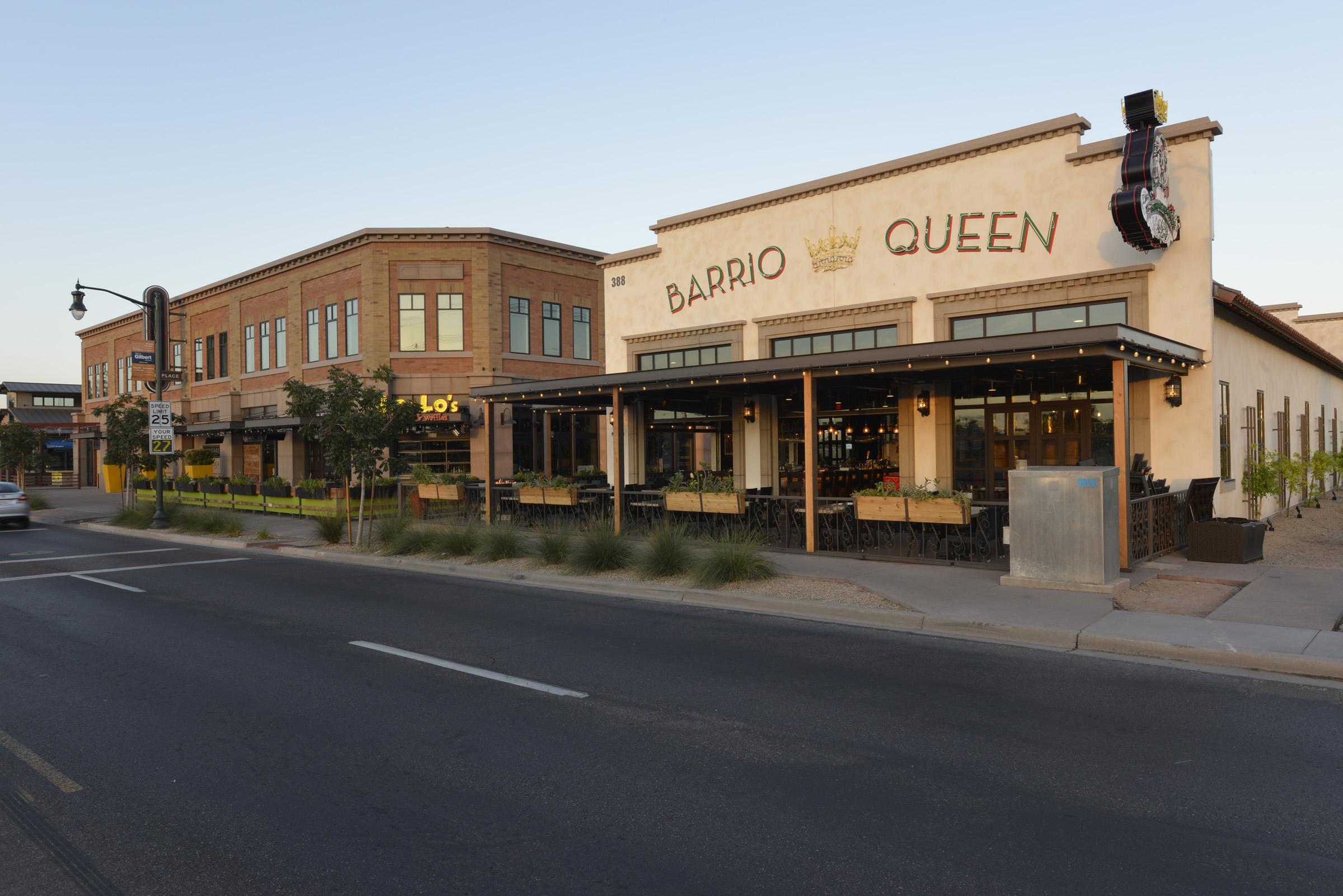 Barrio Queen