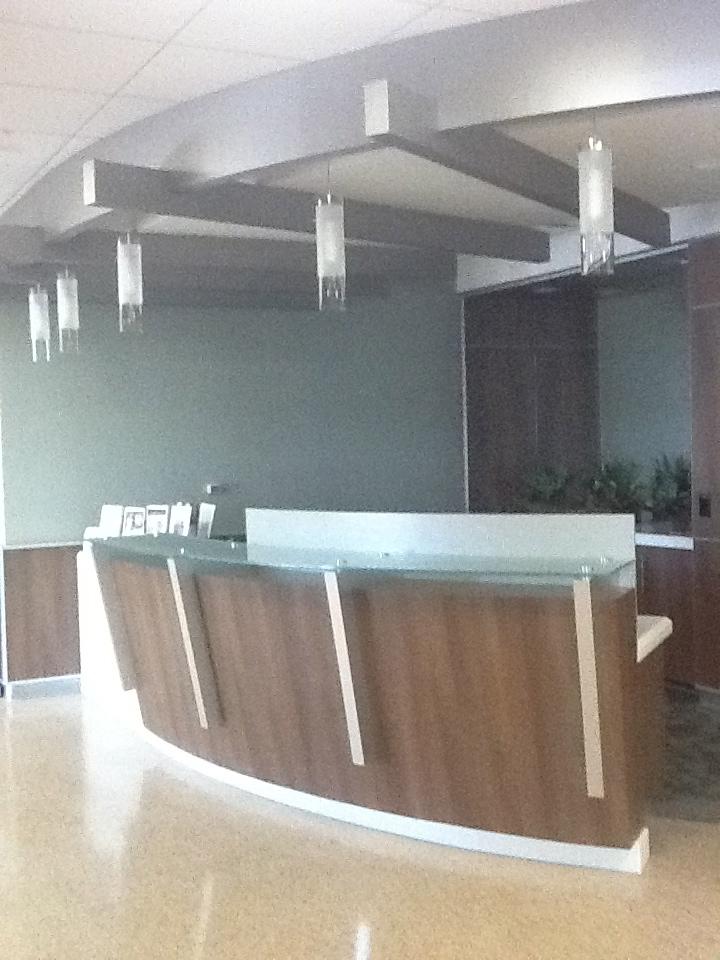Main Reception - Const. Photo