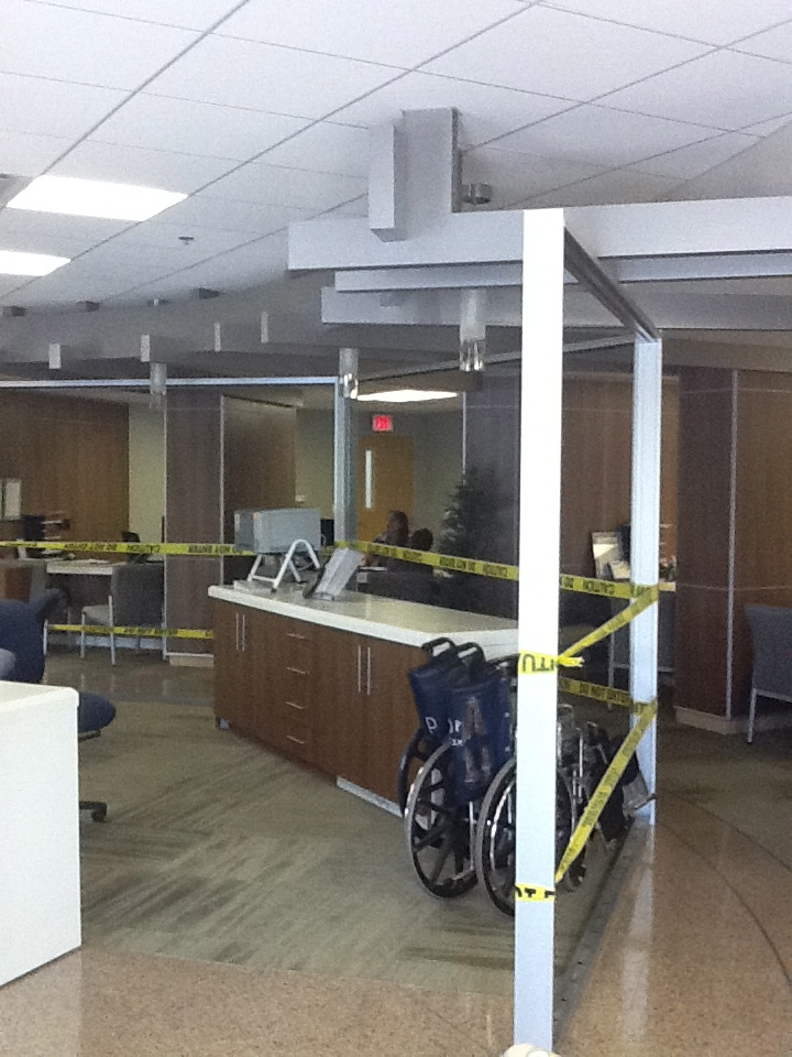 Outpatient Check In-Const. Photo