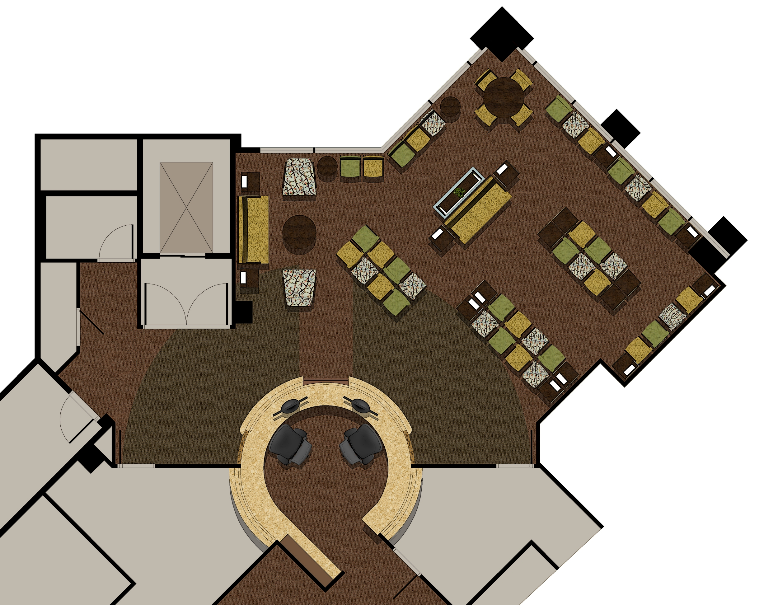 Arrowhead Floorplan