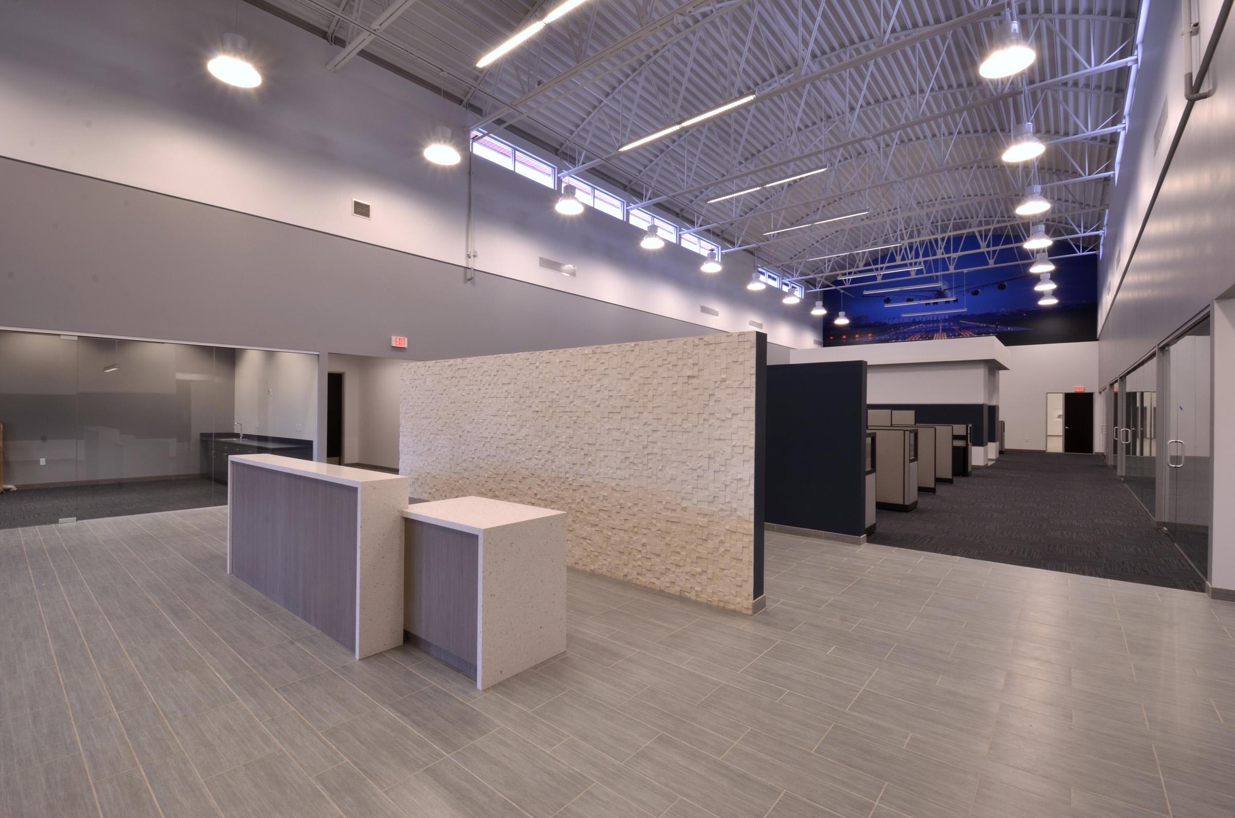 Interior Office Views