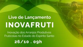 Projeto de desenvolvimento da fruticultura no Espírito Santo será lançado virtualmente
