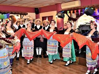 Χοροί Κέρκυρας και Λευκάδας στο Σύλλογο Αγιομαθητών Κέρκυρας.