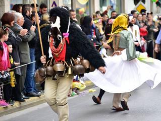 Παρέλαση στο Καρναβάλι του Δήμου Ιλίου