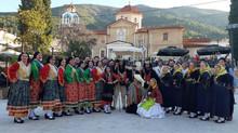 Καρναβάλι στο Δήμο Λοκρών - Αταλάντη