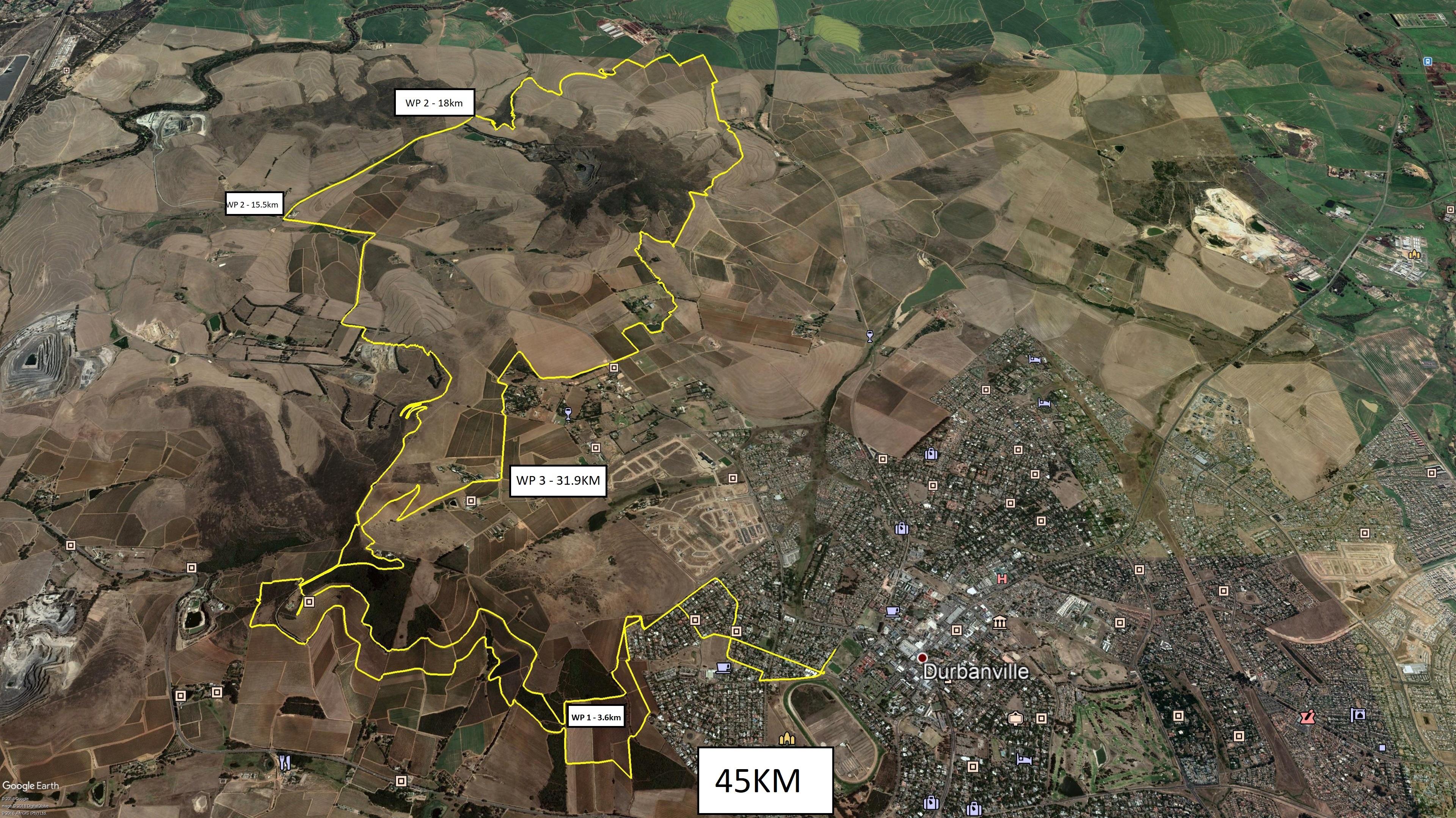 MTB 45km New 2