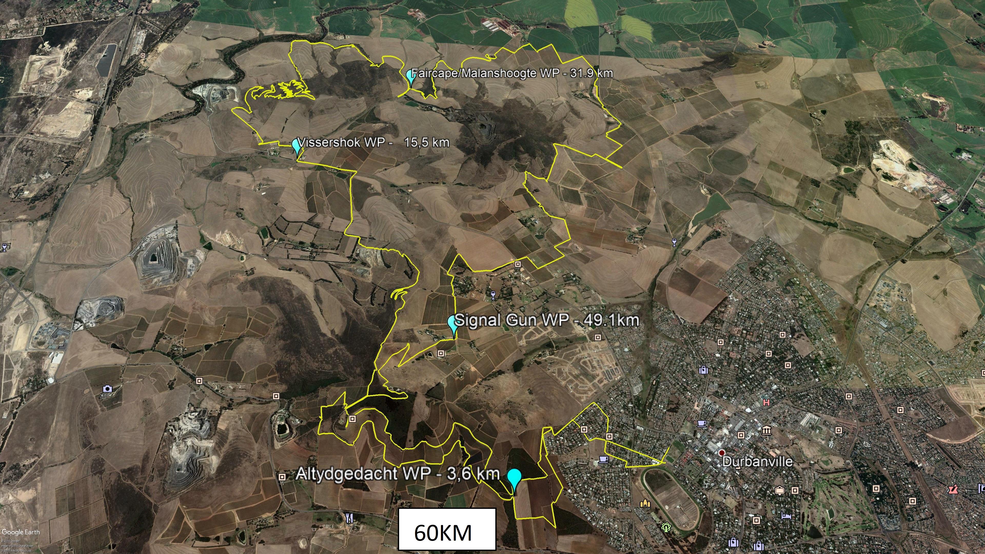 MTB 60km New 3