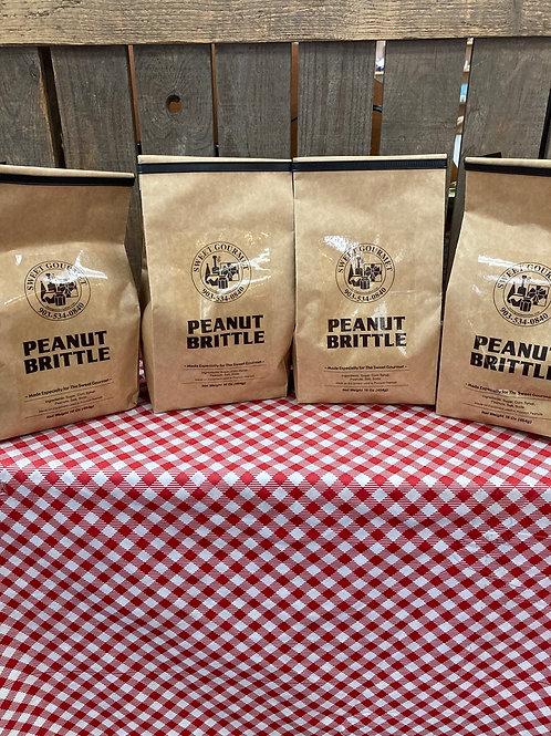 Peanut Brittle - 4 bags