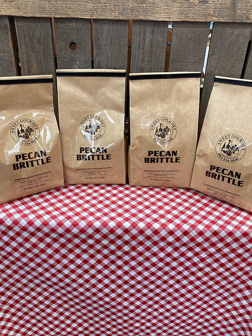 Pecan Brittle - 4 bags