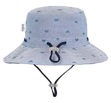 Sunhat Cycling by Toshi