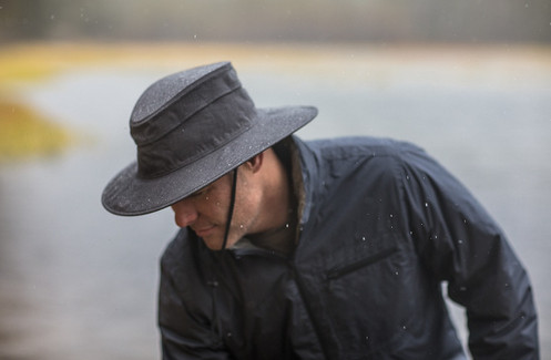 2acad64a Wind, Rain, Sleet, or Snow the Rain Shadow has you ready to take on the  weather. The Rain Shadow is the hat that keeps you covered and dry no  matter what ...