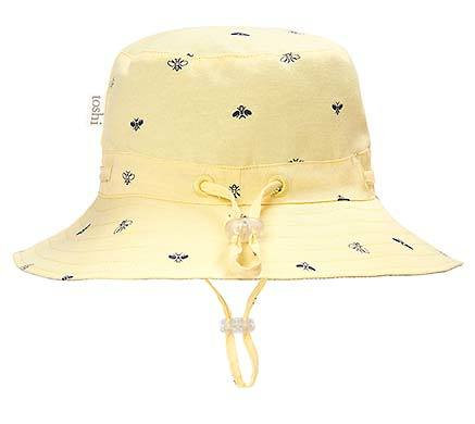 Sunhat Bees by Toshi