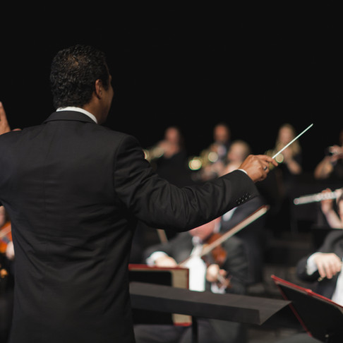 Music Conductors - CEOs in a Tux