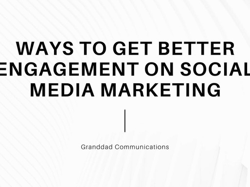 Ways To Get Better Engagement On Social media