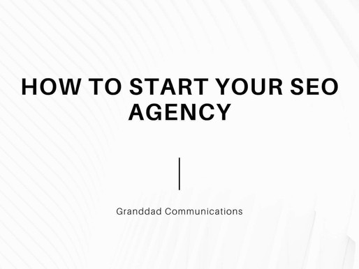 How to Start your SEO Agency