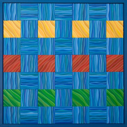 Water Weave Quilt