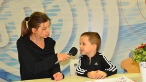Deca vole da pričaju