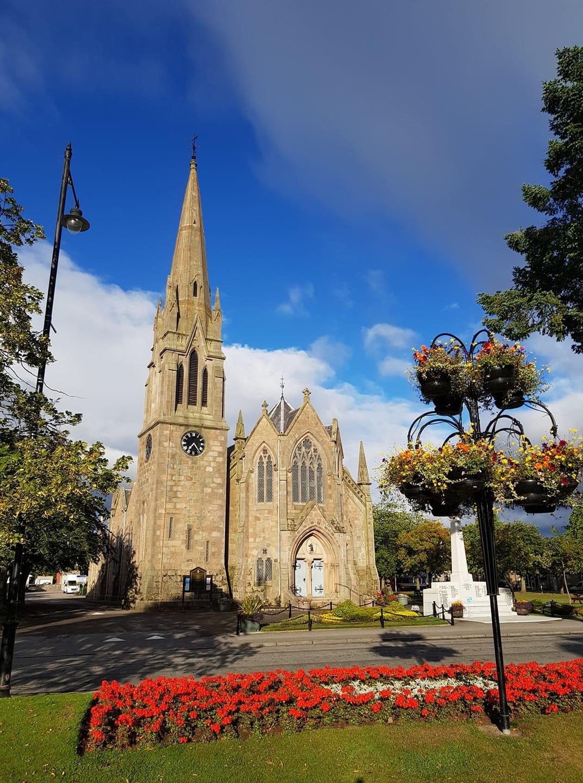 Ballater Church