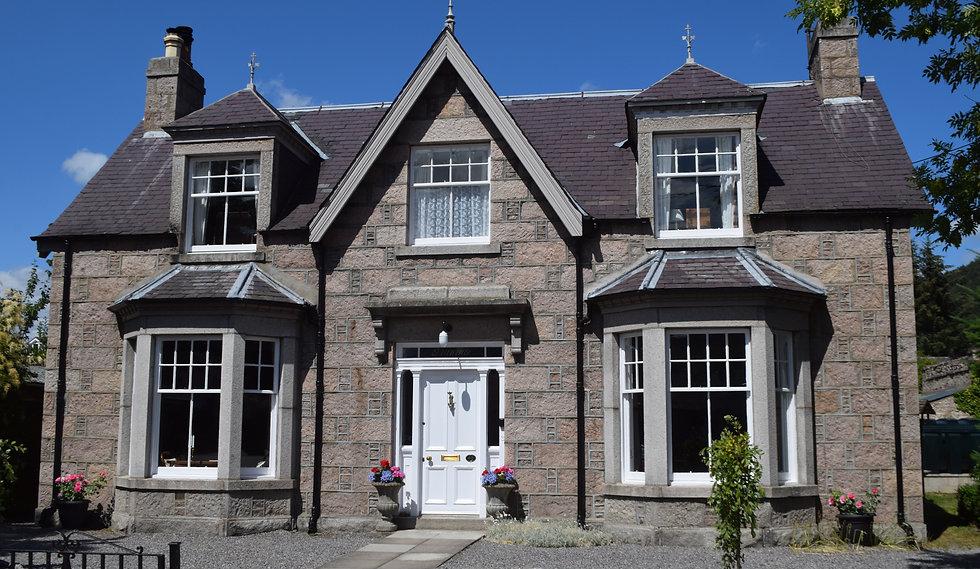 Granville House Ballater, Cairngorms, Scotland