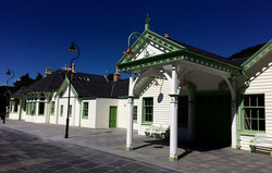 Ballater Royal Station