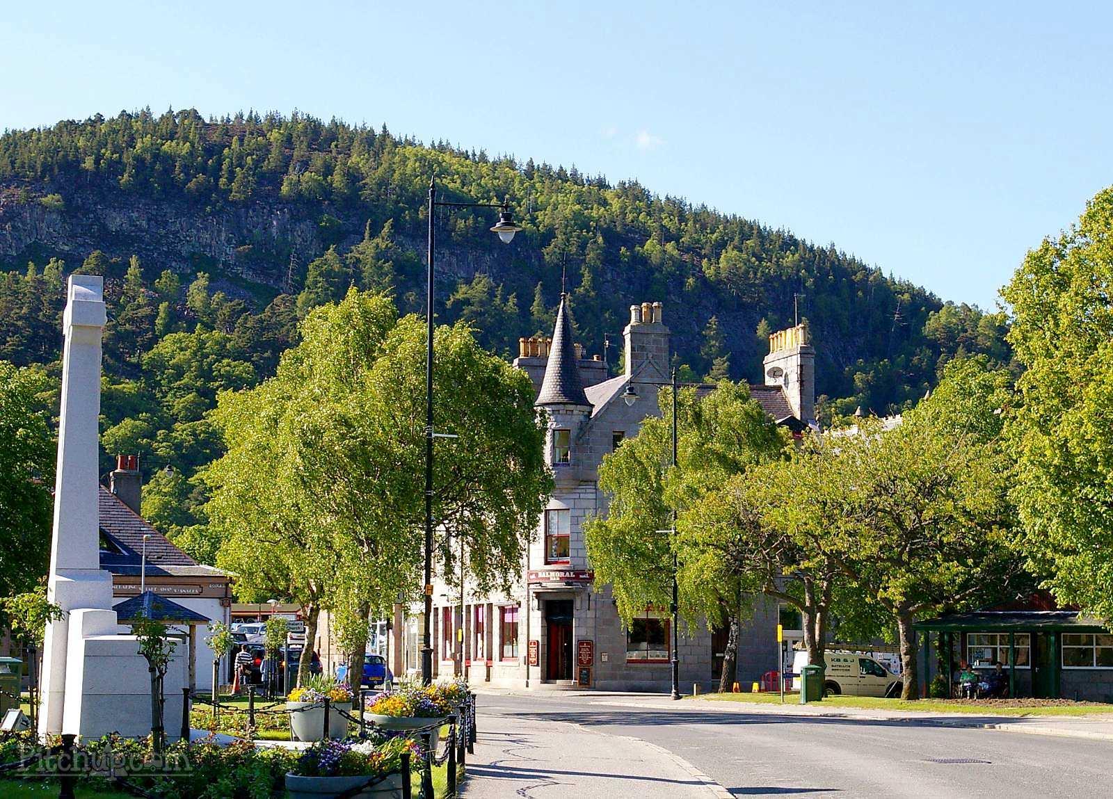 Ballater Village