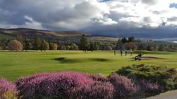 Ballater Golf Course - Autumn